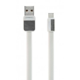 USB кабель TYPE-C Remax Platinum RC-044a white