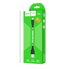 USB кабель TYPE-C HOCO X-32 2.0A white