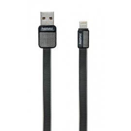USB кабель iPhone Remax Platinum RC-044i black