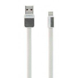 USB кабель iPhone Remax Platinum RC-044i white