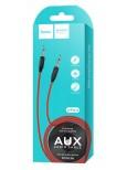 AUX кабель Hoco UPA11 black