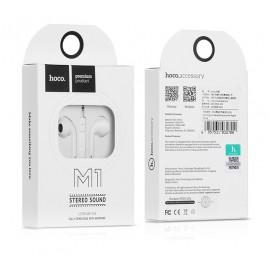 Наушники Hoco M1 white
